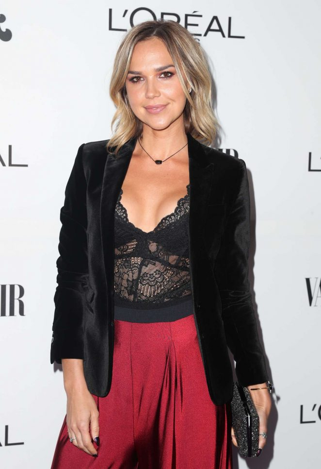 Arielle Kebbel - Vanity Fair and L'Oreal Paris Toast to Young Hollywood in West Hollywood