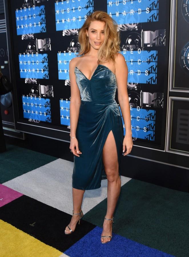 Arielle Vandenberg - 2015 MTV Video Music Awards in LA