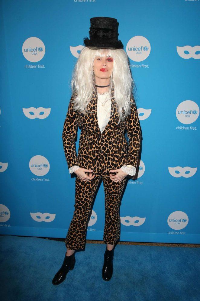 Arielle Vandenberg - UNICEF Masquerade Ball 2018 in Los Angeles