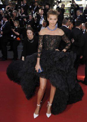 Arizona Muse - '120 Beats Per Minute' Premiere at 70th Cannes Film Festival