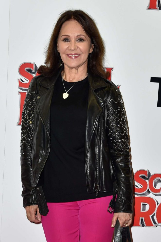 Arlene Philips - 'School of Rock' Musical VIP Night in London