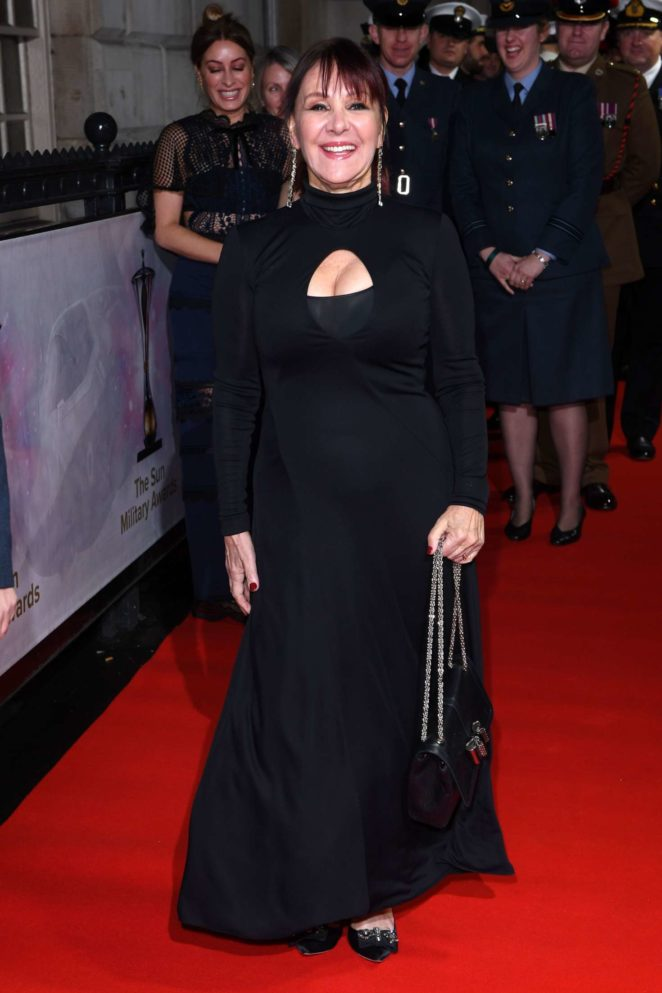Arlene Phillips - 2017 The Sun Military Awards in London