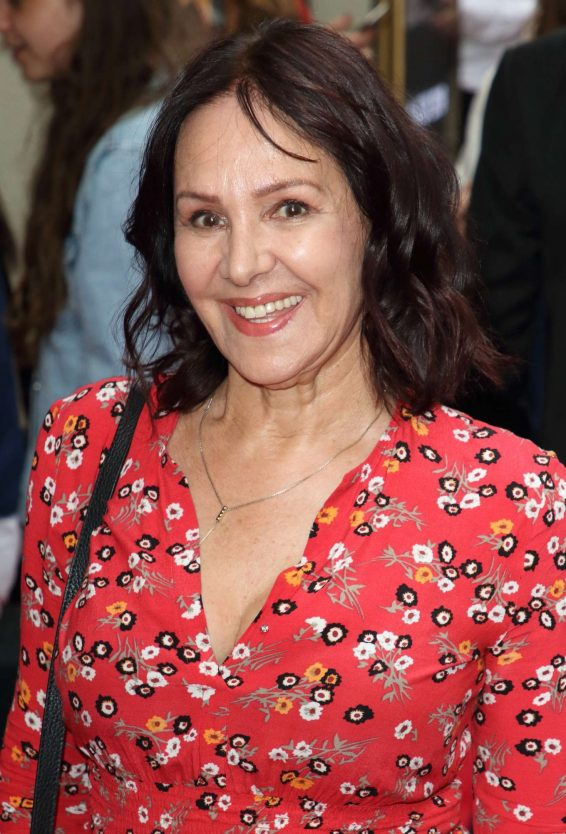 Arlene Phillips - Joseph and the Amazing Technicolor Dreamcoat Press Night in London