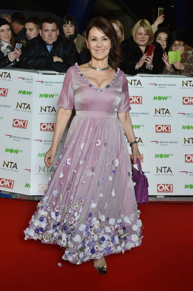 Arlene Phillips - National Television Awards 2016 in London