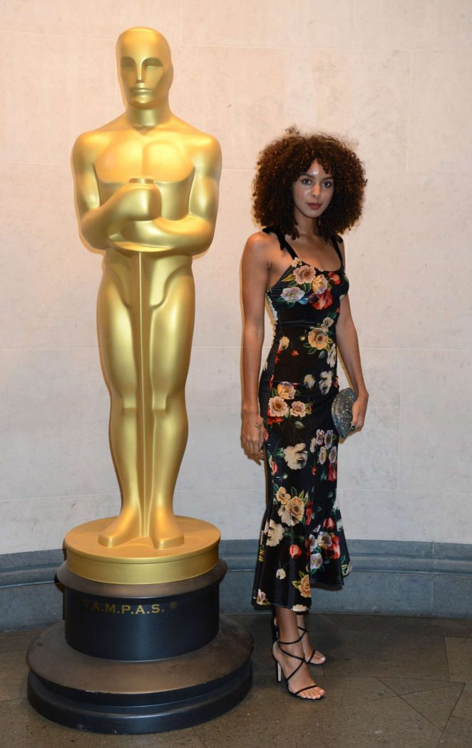 Arlissa 2018 : Arlissa: 2018 Academy of Motion Picture Arts and Sciences New Members Reception -02