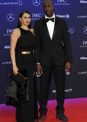 Armine Shamiryan - 2017 Laureus World Sports Awards in Monte Carlo