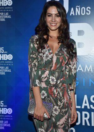Aroa Gimeno - 15th HBO Latin America in Mexico City