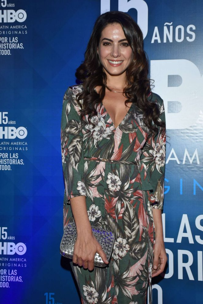 Aroa Gimeno - 15th HBO Latin America in Mexico City