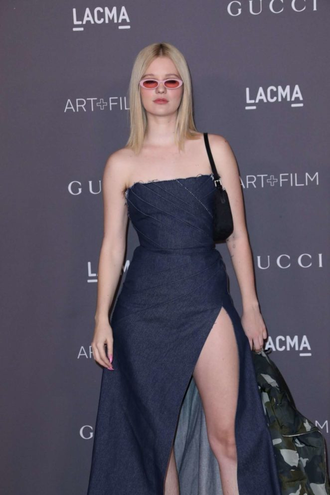 Arvida Bystrom - 2017 LACMA Art and Film Gala in Los Angeles