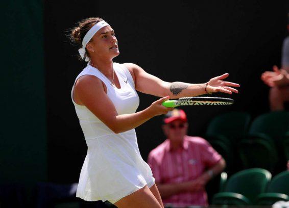 Aryna Sabalenka - 2019 Wimbledon Tennis Championships in London