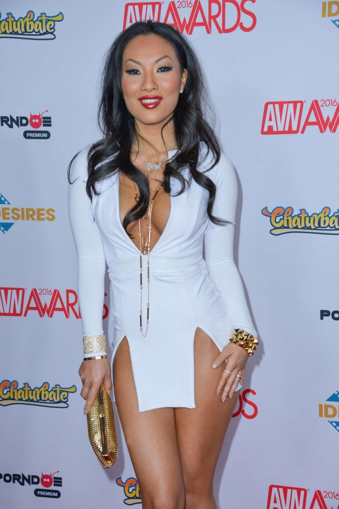 Asa Akira - AVN Awards 2016 in Las Vegas
