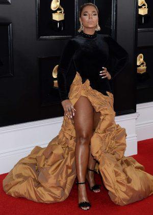Ashanti - 2019 Grammy Awards in Los Angeles