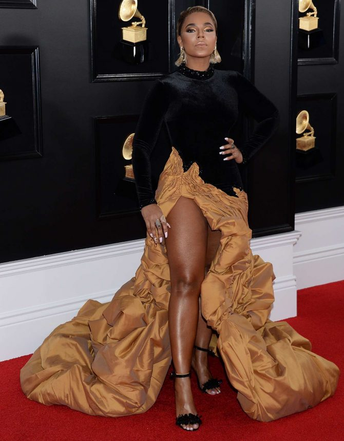 Ashanti - 2019 Grammy Awards in Los Angeles