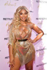 Ashanti - Ashanti x PrettyLittleThing Launch Party in Hollywood
