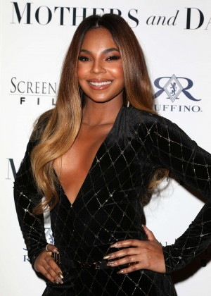 Ashanti - 'Mothers and Daughters' Premiere in Los Angeles