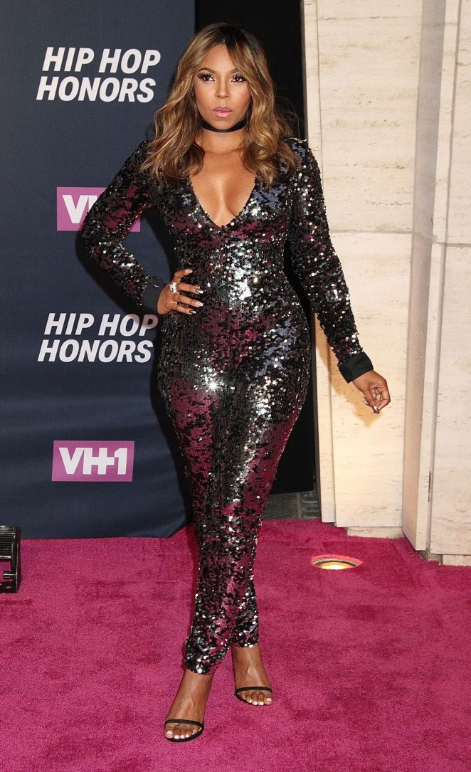 Ashanti – VH1 Hip Hop Honors 2016 in New York City