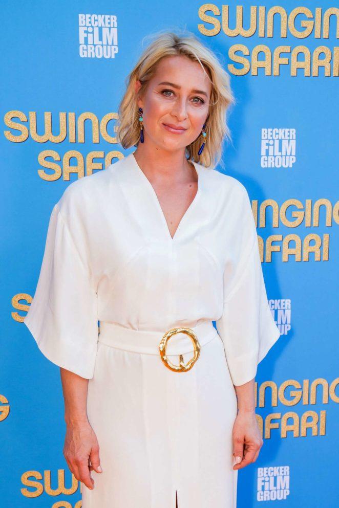 Asher Keddie - 'Swinging Safari' Premiere in Sydney