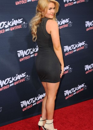 Ashlee Keating - 'Janoskians: Untold and Untrue' Premiere in LA