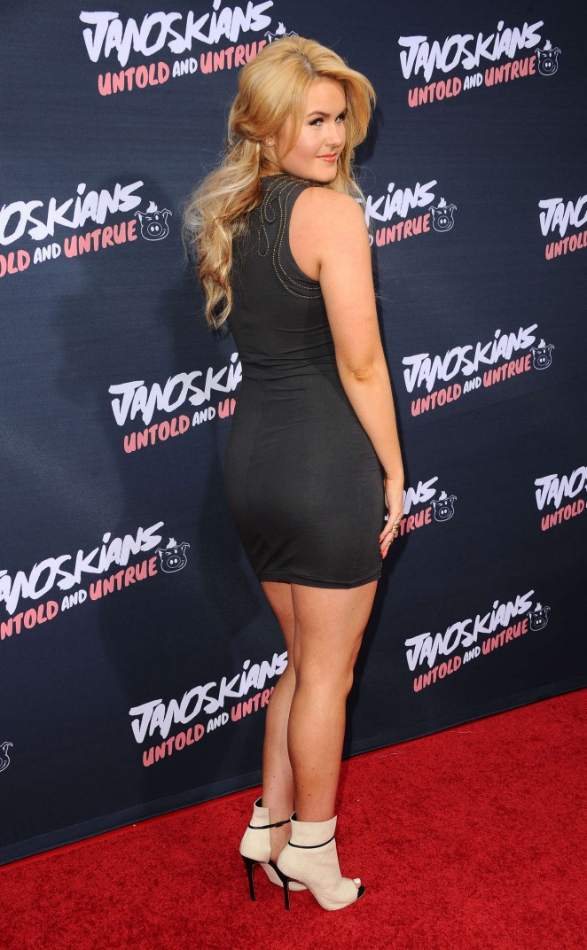 Ashlee Keating – 'Janoskians: Untold and Untrue' Premiere in LA