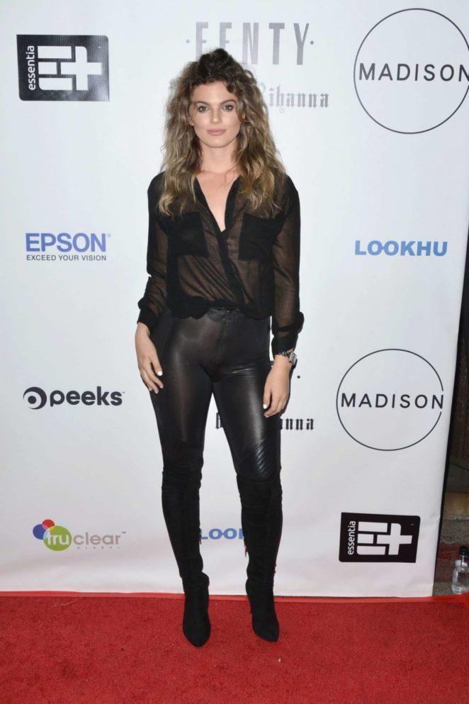 Ashlee Lian – FENTY Puma Launch 2017 in Beverly Hills