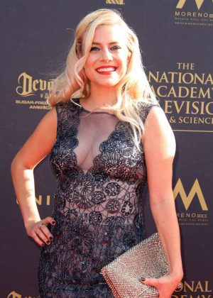 Ashlee Macropoulos - 44th Annual Daytime Creative Arts Emmy Awards in Pasadena