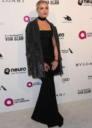 Ashlee Simpson - 2016 Elton John AIDS Foundation's Oscar Viewing Party in West Hollywood