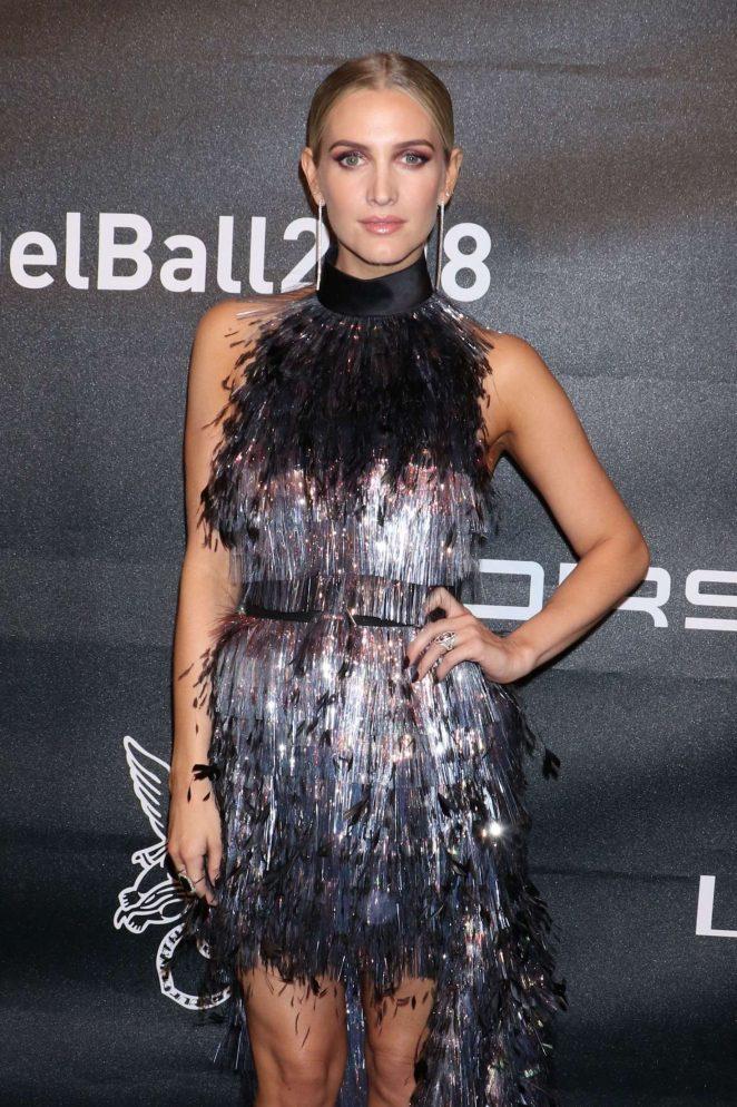 Ashlee Simpson - 2018 Gabrielles Angel Foundation Hosts Angel Ball in NY
