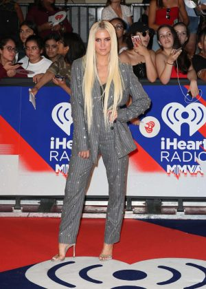 Ashlee Simpson - 2018 iHeartRadio Much Music Video Awards in Toronto