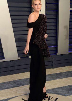 Ashlee Simpson - 2019 Vanity Fair Oscar Party in Beverly Hills