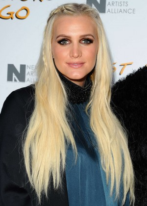 Ashlee Simpson - 'Just Before I Go' Premiere in Hollywood