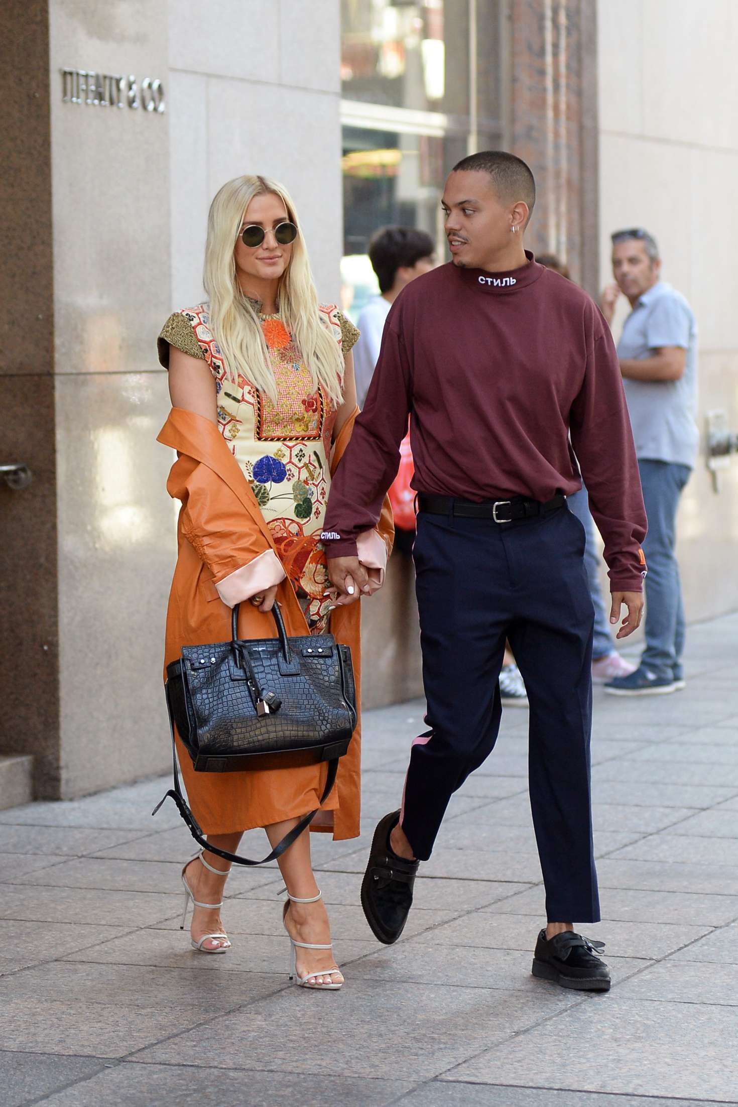 Ashlee Simpson 2018 : Ashlee Simpson: Out in New York -01