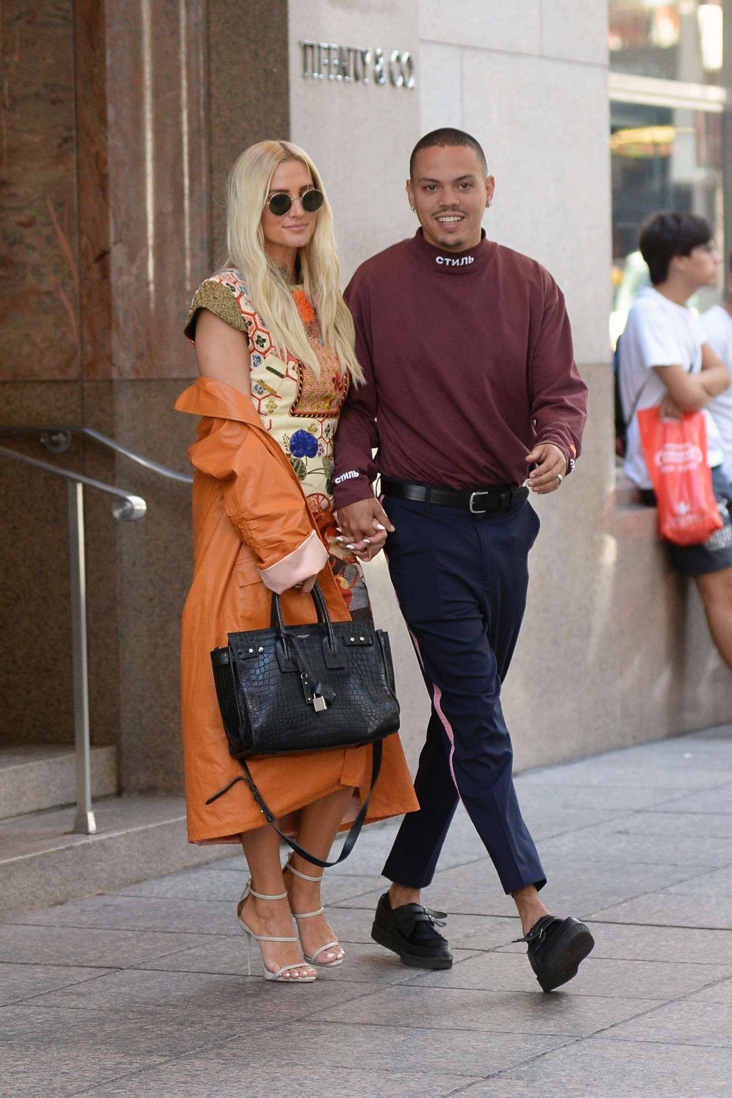 Ashlee Simpson 2018 : Ashlee Simpson: Out in New York -02