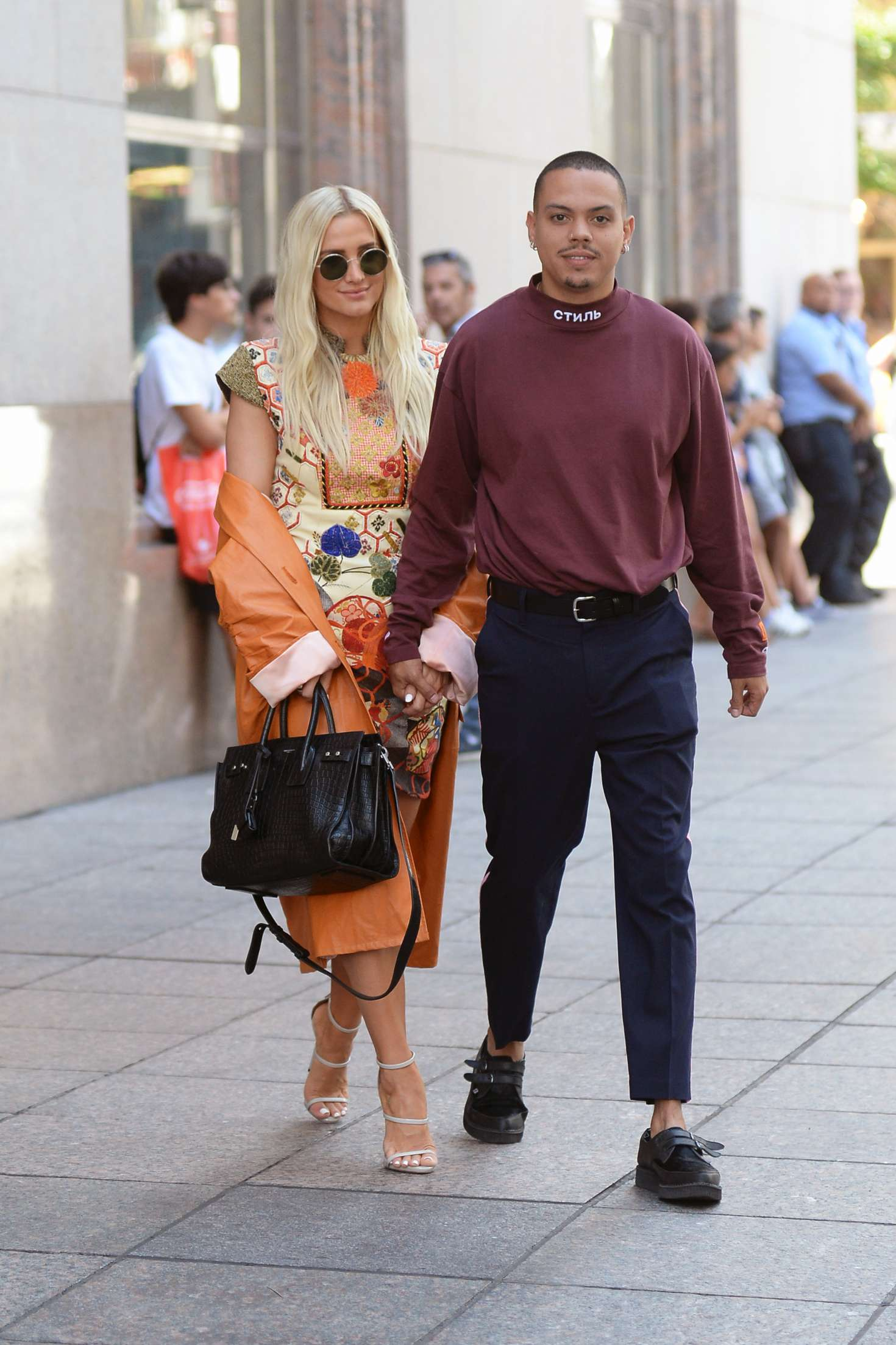 Ashlee Simpson 2018 : Ashlee Simpson: Out in New York -04