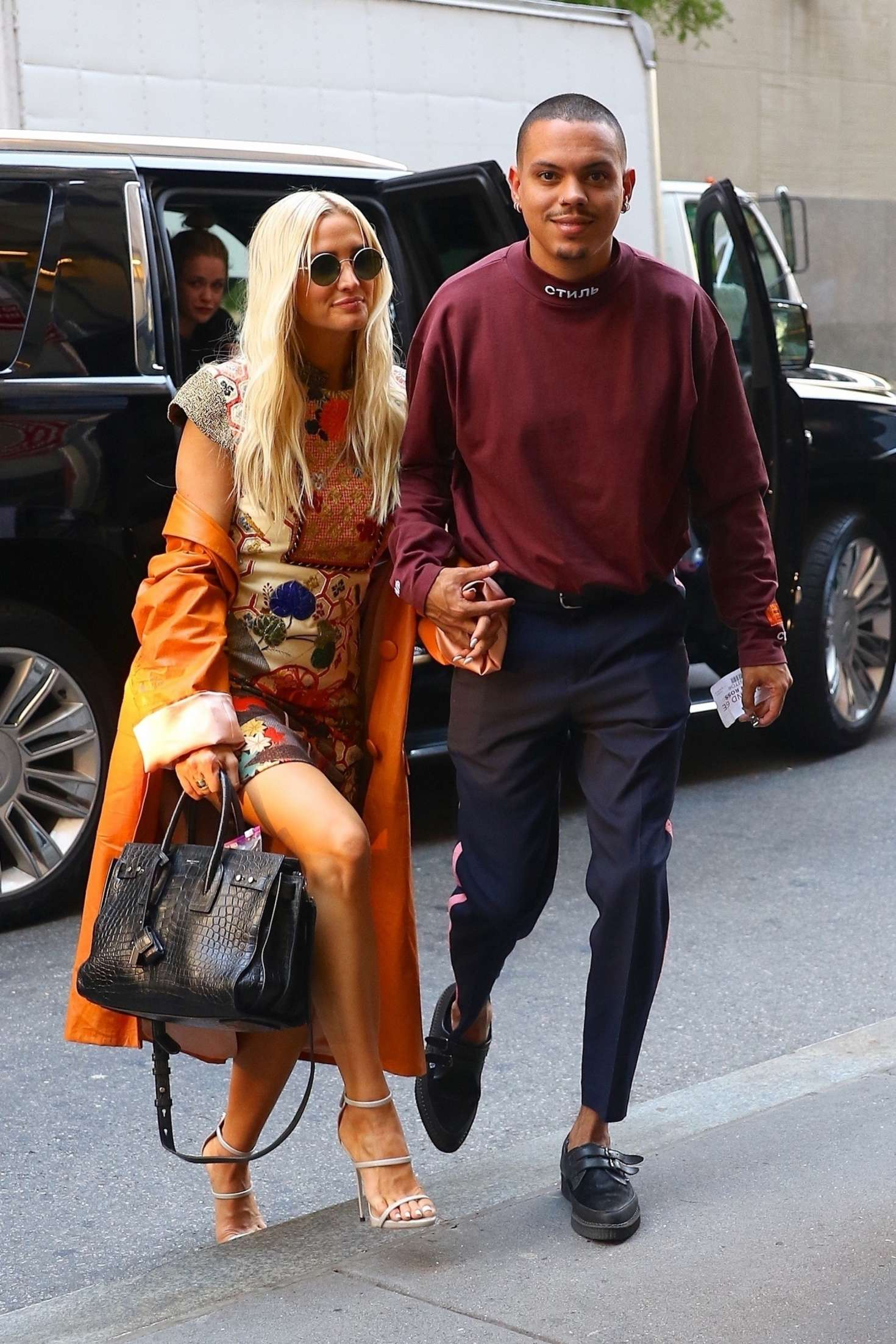 Ashlee Simpson 2018 : Ashlee Simpson: Out in New York -05