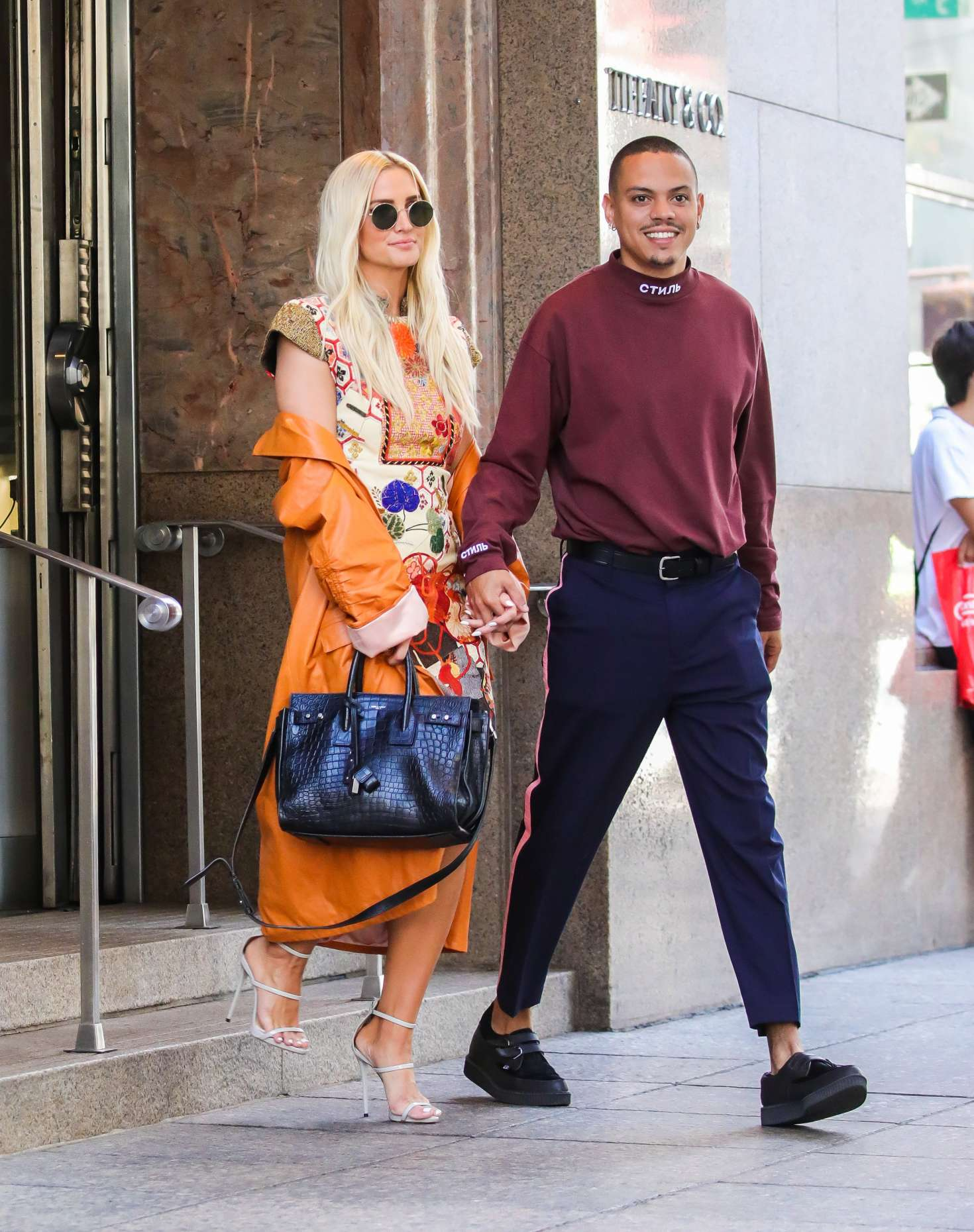 Ashlee Simpson 2018 : Ashlee Simpson: Out in New York -06