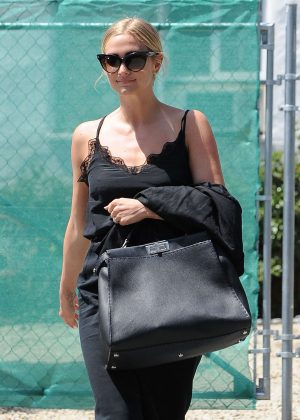 Ashlee Simpson out in West Hollywood
