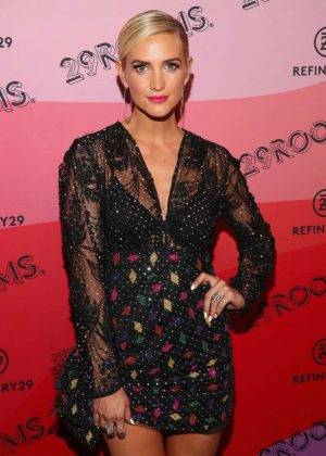Ashlee Simpson - Refinery29 29Rooms New York 2018 - Expand Your Reality Opening Party