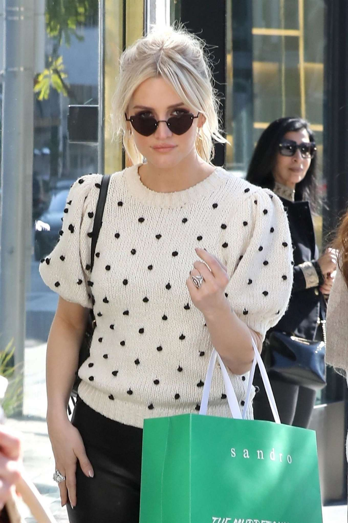 Ashlee Simpson 2018 : Ashlee Simpson: Shopping in Beverly Hills -03