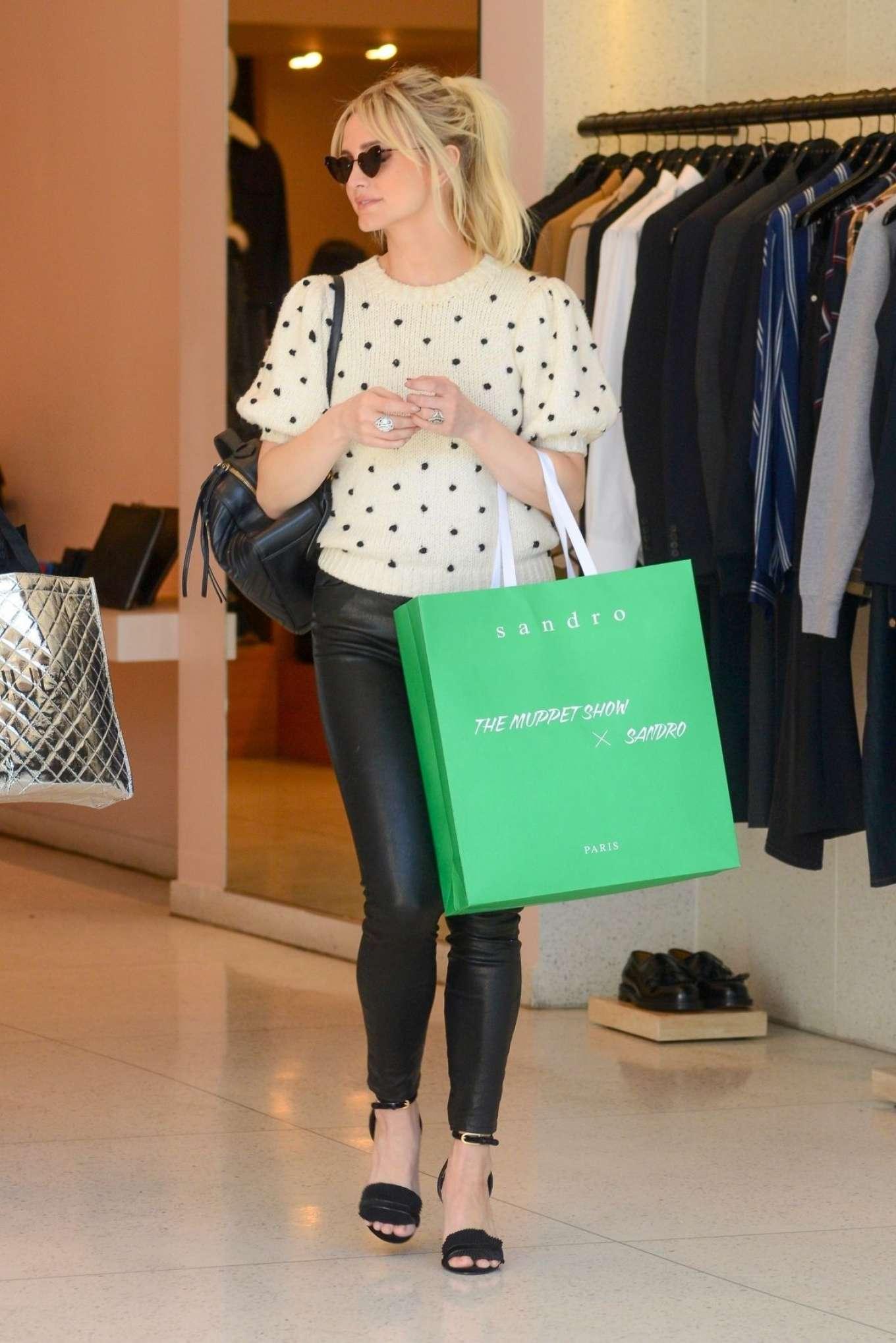 Ashlee Simpson 2018 : Ashlee Simpson: Shopping in Beverly Hills -12