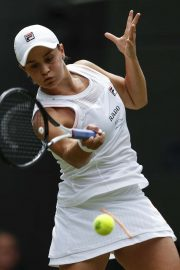 Ashleigh Barty - 2019 Wimbledon Tennis Championships in London