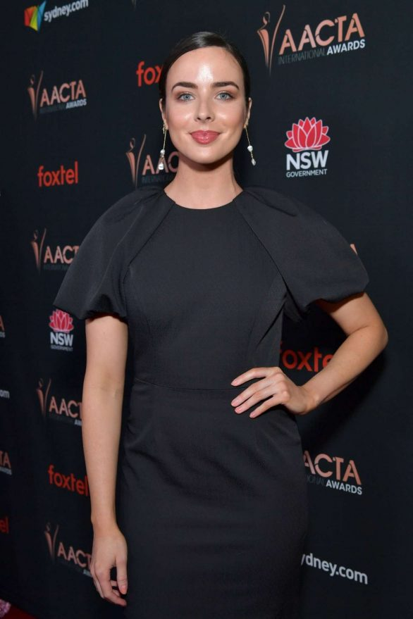 Ashleigh Brewer - 2020 AACTA International Awards in West Hollywood