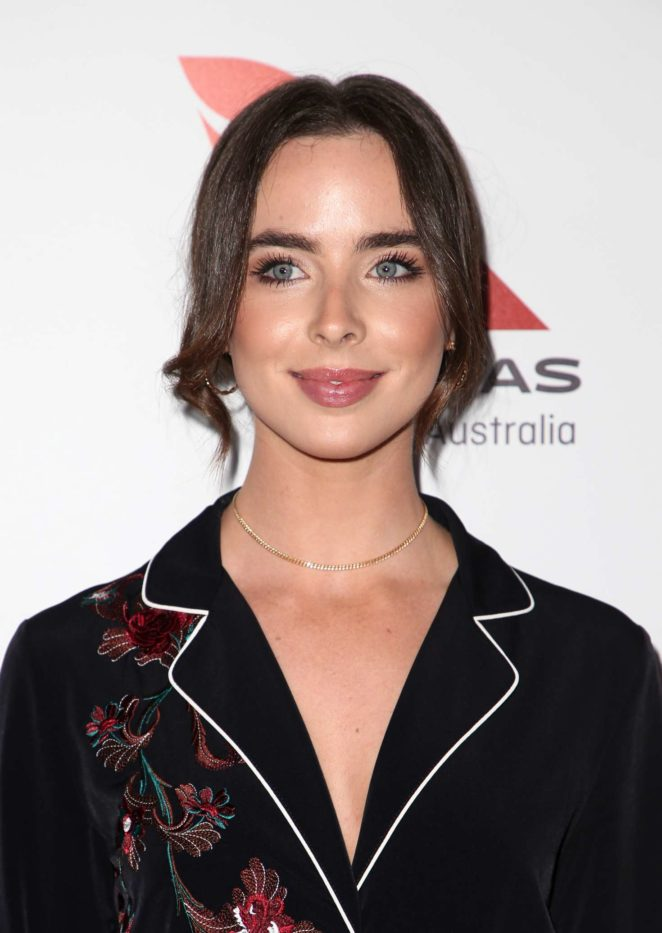 Ashleigh Brewer - 6th Annual Australians in Film Awards Benefit Dinner in LA