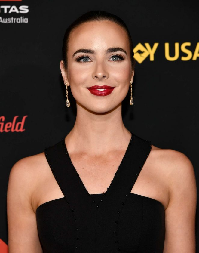 Ashleigh Brewer - G'Day USA Gala 2017 in Los Angeles