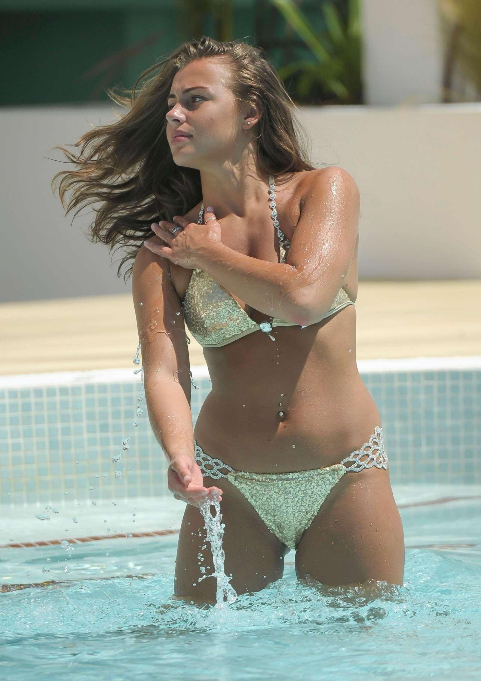 Ashleigh defty bikini