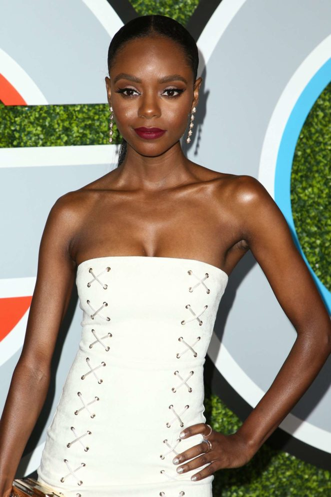 Ashleigh Murray - 2017 GQ Men of the Year Awards in Los Angeles