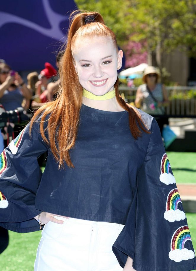 Ashleigh Ross - 'Smurfs: The Lost Village' Premiere in Los Angeles