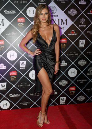 Ashley Agostino - Maxim Magazine Fifth Birthday Party in Sydney