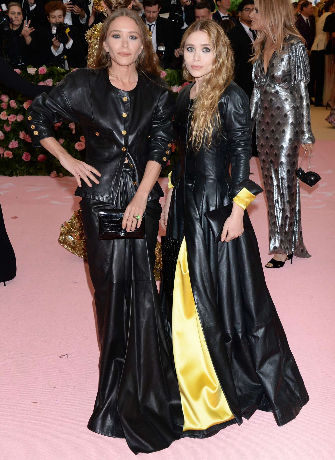 Ashley and Mary Kate Olsen - 2019 Met Gala in NYC