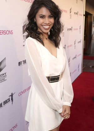Ashley Argota - 'Cover Versions' Premiere in Los Angeles