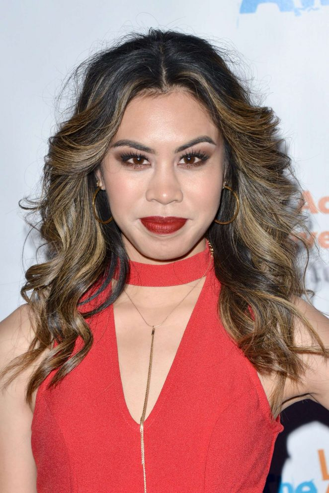 Ashley Argota - Looking Ahead Awards 2016 in Los Angeles